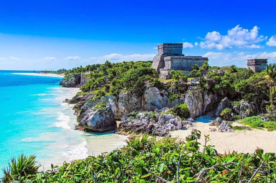 День 2. порт майя Тулум – Лагуна Бакалар – Шпухиль