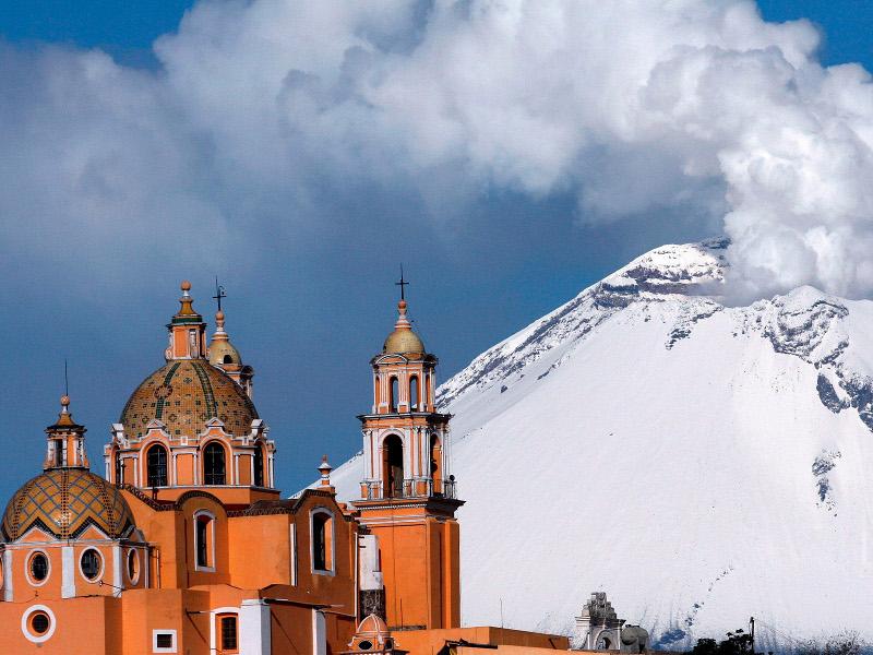 День 3. Мехико — Пуэбла (130 км) — Веракрус (285 км).