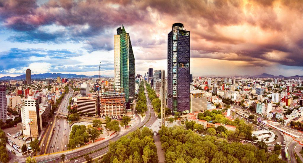 День 1. Прилет в Мехико Сити – город контрастов.
